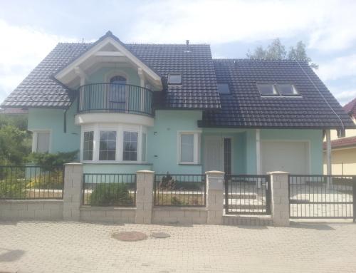 Rodiný dům – Karlovy Vary
