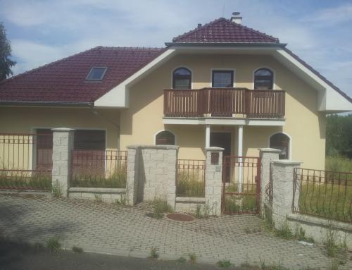 Rodinný dům – K. Vary